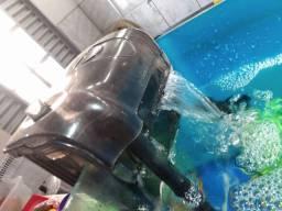 Filtro pra aquário