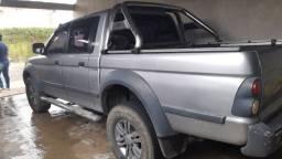 L200 gls 2008 completa disel Aceito troca sítio ou caminhão 3/4 Ac financiado
