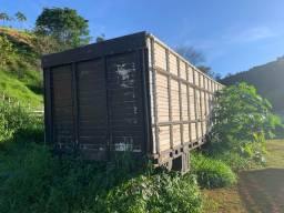 Carroceria Gaiola Boiadeira Setelagoana Truck *