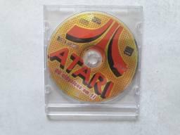Cd Atari..todos jogos da Época para Computador