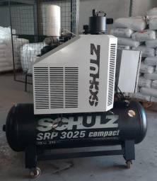 Compressor Parafuso SRP3025 - Fone: 3096-0800
