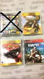 Jogos PS3 novíssimos