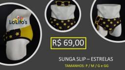 Sunga Slim - Estrelas