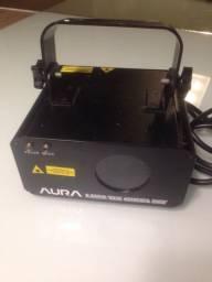 Aura Laser Tek Ômega RGY