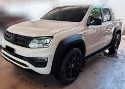 VW Amarok V6 Extreme, 4x4 Diesel, 2019, Branca