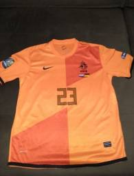 Camisa oficial seleção Holanda