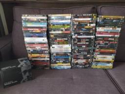 Título do anúncio: Coleção de filmes DVD