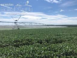 Fazenda 413 Hectares Lavoura Soja Irrigação por Pivo Central Outorga de Agua Aproveitament