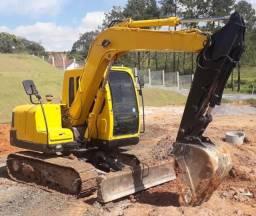 Escavadeira Hyundai R80