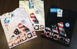Camiseta Adidas - Diversas cores