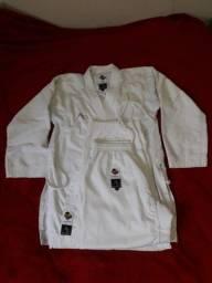 Kimono Kumite Arawaza Deluxe Aprovado WKF