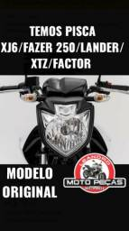 Título do anúncio: TEMOS PROTETOR CARENAGEM/ALÇA/XJ6