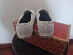 Título do anúncio: Tênis Vans Slip On Branco