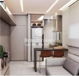 Título do anúncio: Apartamento à venda 1 quarto 2 vagas - Coração Eucarístico