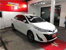 Título do anúncio: Toyota Yaris 1.5 Flex Sedan Xs Multidrive 2019 - Impecavel..