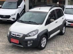 Título do anúncio: Fiat Idea Adventure 1.8 Dual  'financio 100%'