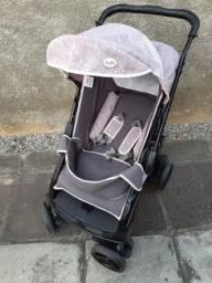 Título do anúncio: Carrinho de bebê feminino
