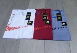 Camisetas NIKE - Diversas estampas