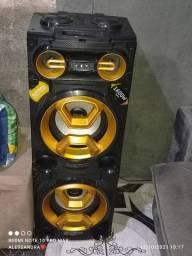 Título do anúncio: Mini System pulse 1600 watss