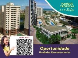 Título do anúncio: Oportunidade , 3 suítes , 113m² , Parque Tropical , Itens de lazer completo , 2 vagas