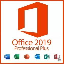 OFFICE 2019 + ATIVADOR PACOTE COMPLETO