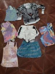 Título do anúncio: Vendo peças de roupas novas $10 cada