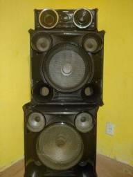 Título do anúncio: Um aparelho de som