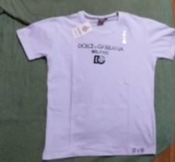 Título do anúncio: Camisa Dolce e Gabbana Milano tamanho M