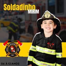 Título do anúncio: vaga para bombeiro civil, socorrista ou brigadista