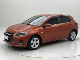Título do anúncio: Chevrolet ONIX ONIX HATCH PREM. 1.0 12V TB Flex 5p Aut.