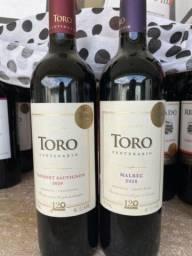 Vinho Toro e Reservado