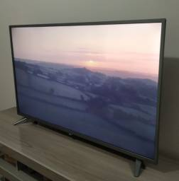 Título do anúncio: Smart TV Philips 50´, 4K UHD, 3 HDMI, 2 USB, WiFi