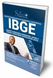 Concurso IBGE 2021 - Agentes Censitários - Apostila Preparatória -