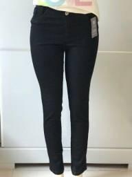 Título do anúncio: Calça jeans preta