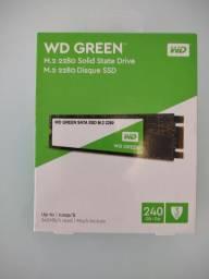 HD SSD 240GB M.2 WD Green