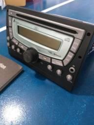 Rádio original do EcoSport 2013