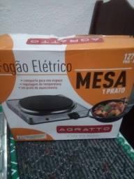 Título do anúncio: Fogão Elétrico De Mesa AGRATTO