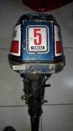 Título do anúncio: Motor de popa