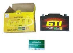Bateria Eletrica GTI 8,6-Amperes