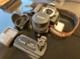 Câmera Fotográfica Profissional Canon em Ótimo estado