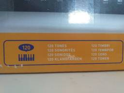 Título do anúncio: Teclado digital Casio CTK - 1550 (novo na caixa)