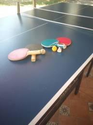 Mesa de Ping Pong Semi nova 18 MM
