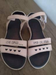 Título do anúncio: Sandália  infantil da Pampili