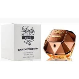 Título do anúncio: Perfume Lady Million Paco Rabanne