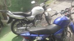 Título do anúncio: Vendo 150 2008 ks e Suzuki 2010