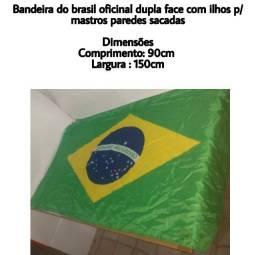 Grana extra 5 unid Bandeira Brasileira
