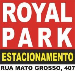 Título do anúncio: Vende-se Estacionamento Royal Park - Excelente Localização no Centro