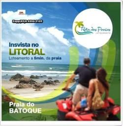 Título do anúncio: Loteamento Rota das Praias  !!