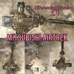 Título do anúncio: Diferencial  traseiro  airtrek  2.4
