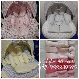Redutor p/ bebê conforto  fofinho 48 reais